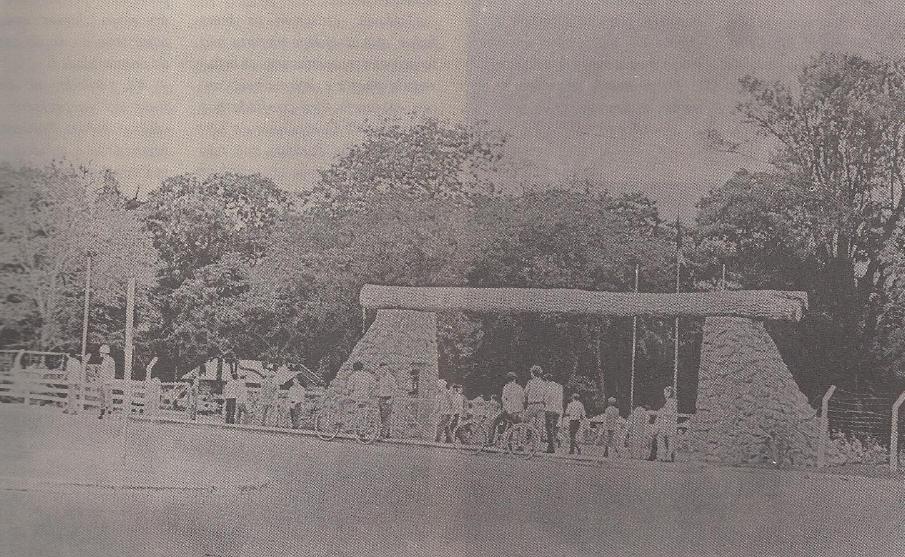 Portal do Parque do Ingá - 1972