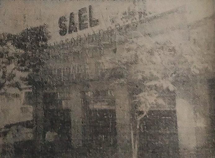 Sociedade Auto Elétrica LTDA (SAEL) - 1962