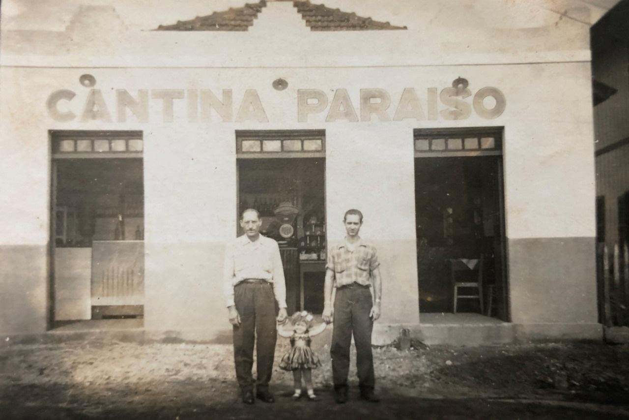Cantina Paraíso - Anos 1950
