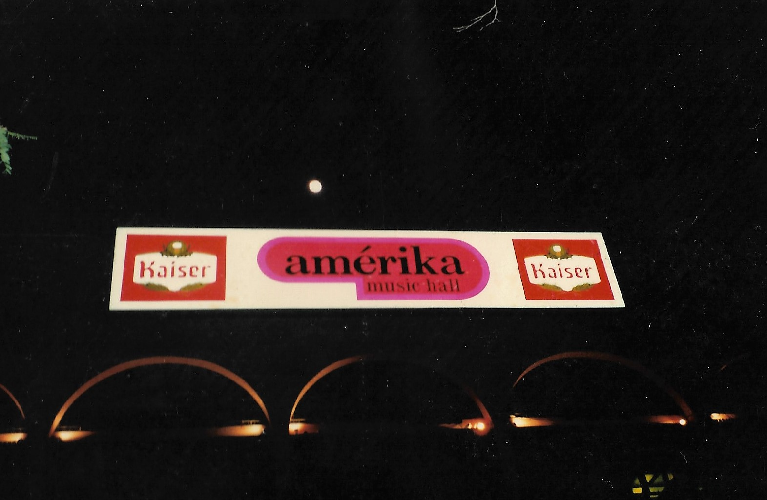 Amérika Music Hall - Década de 1990