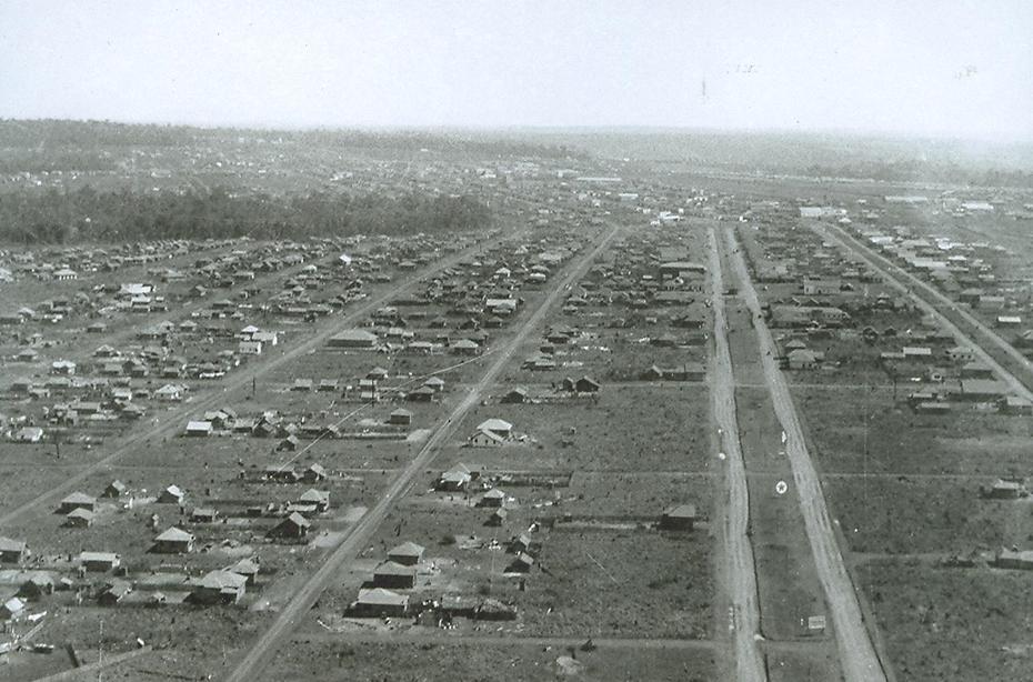 Vila Operária - 1953