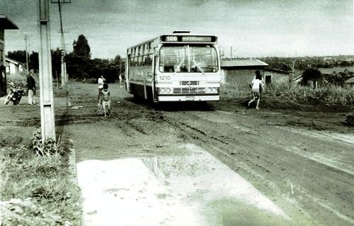 Avenida Tuiuti - 1986