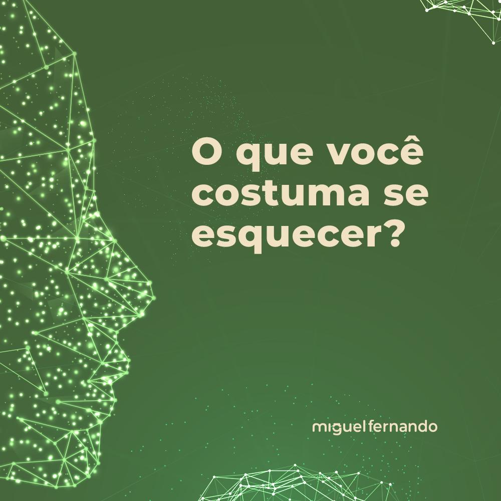 websérie O PODER DA BOA MEMÓRIA