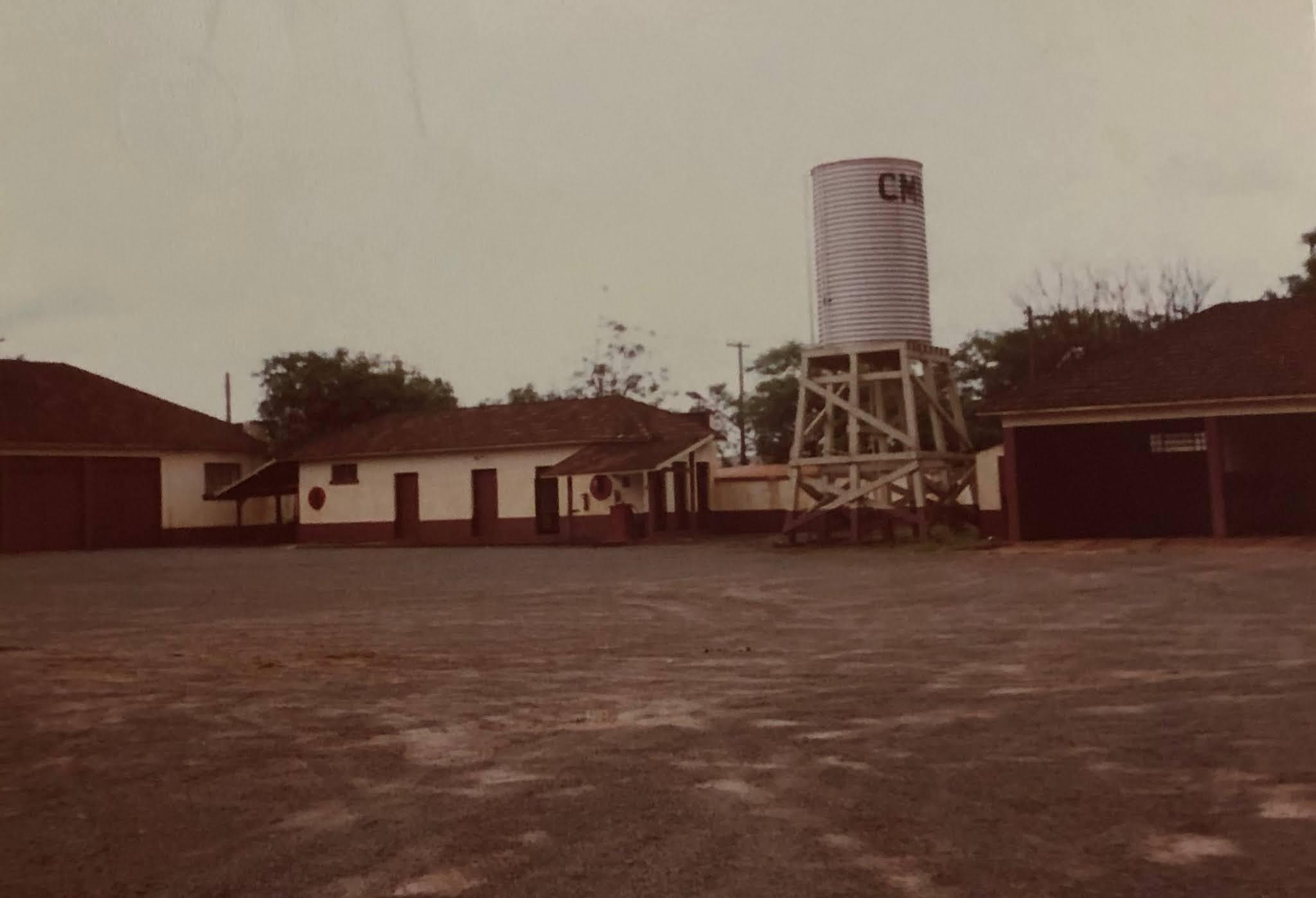 Interior da sede da CMNP - Década de 1980