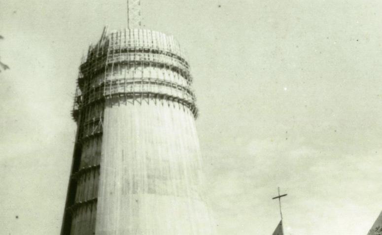 Catedral - Final dos anos 1960