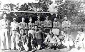 1945: Sociedade Esportiva Recreativa de Maringá (SERM)