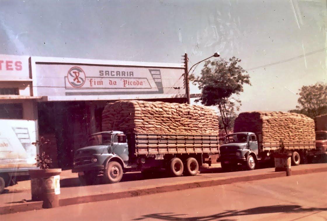 Sacaria Fim da Picada - 1983