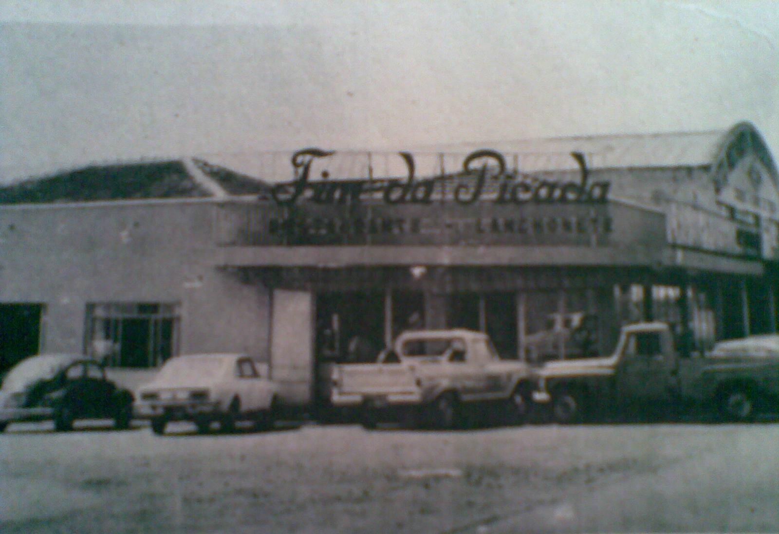 Restaurante Fim da Picada - 1977