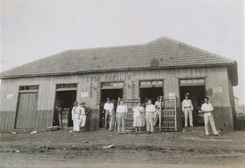 Casa Marília - 1951