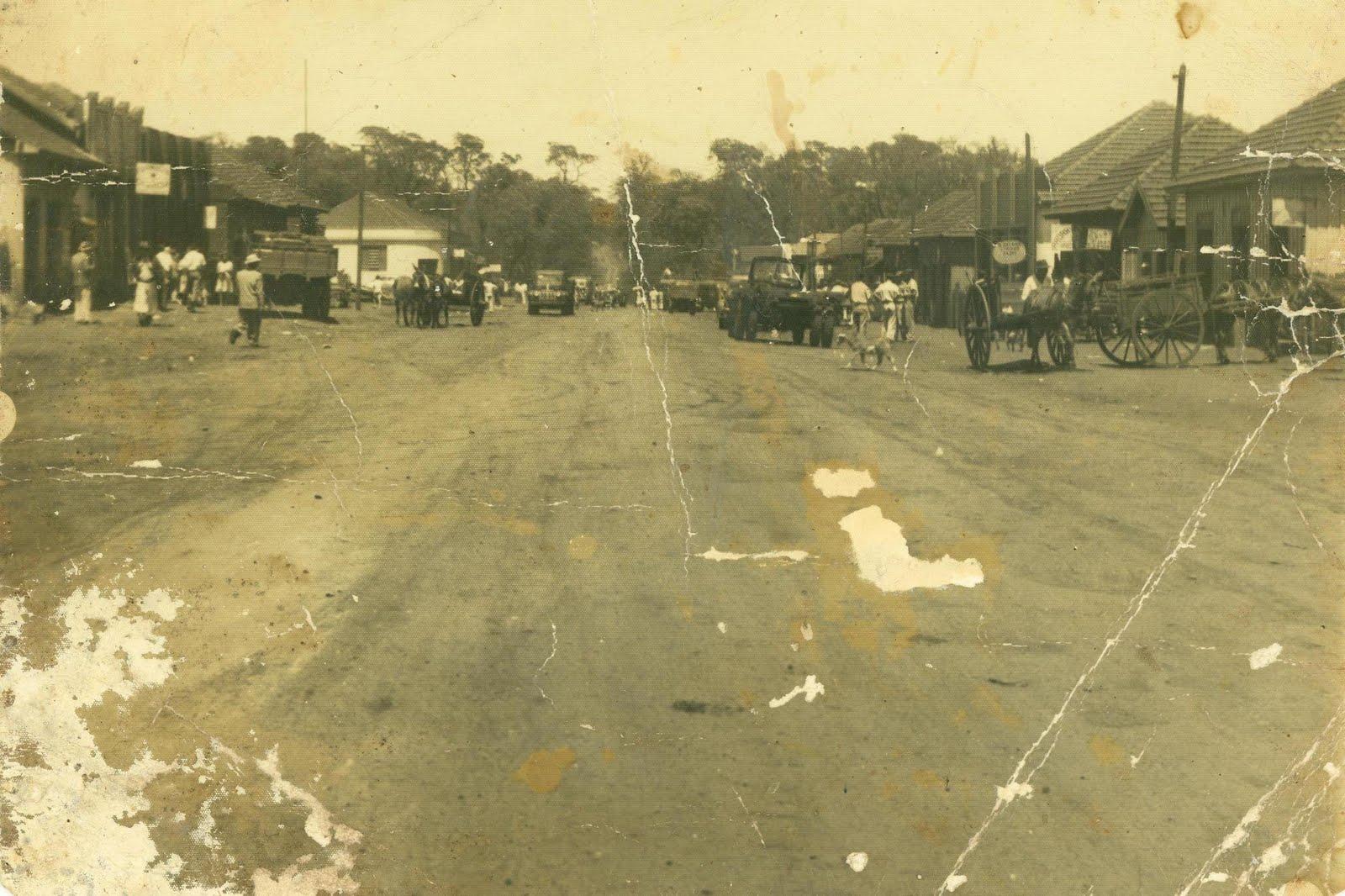 Maringá - Literalmente - Velha - Década de 1940