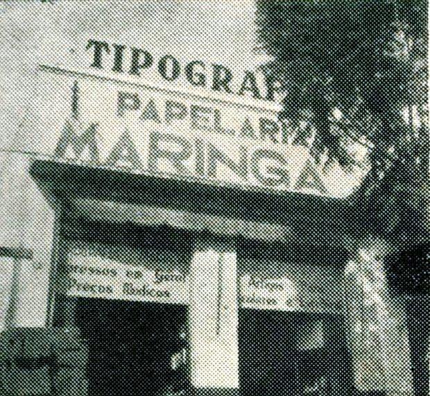 Tipografia e Papelaria Maringá