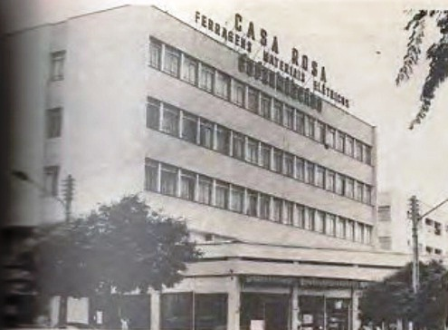 Casa Rosa - Década de 1970
