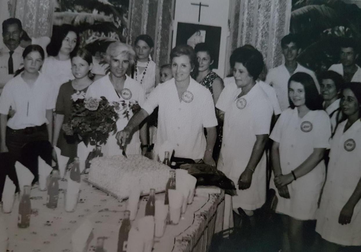 Festa do SOS - Entre 1969 e 1973