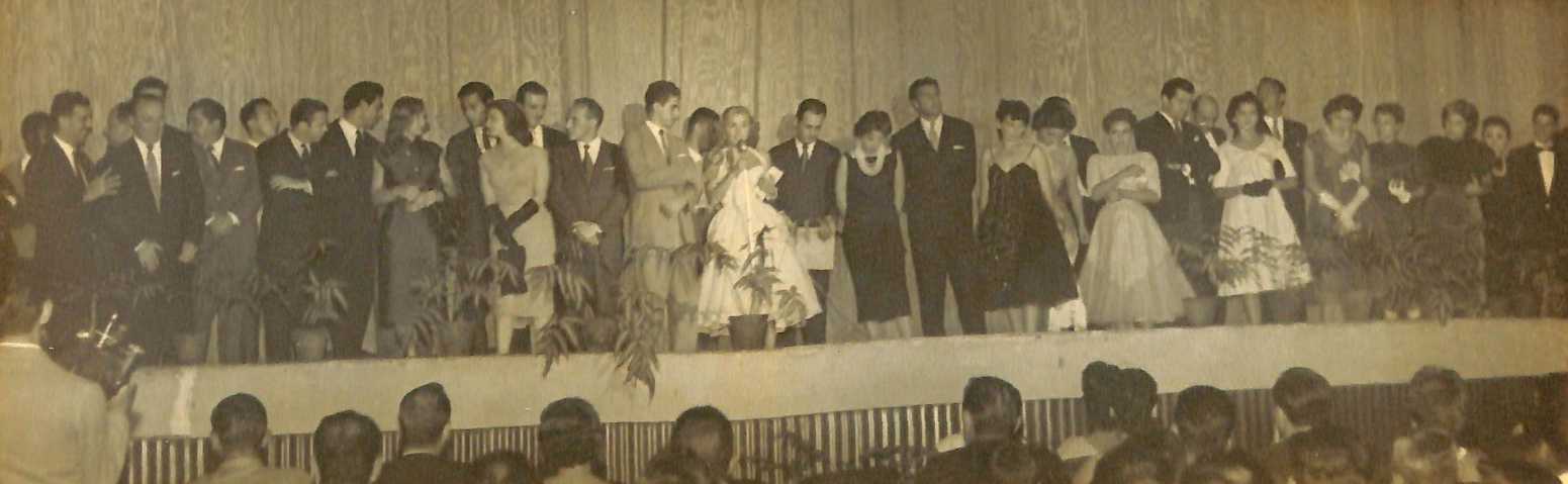 1º Festival do Cinema Nacional de Maringá - 1958