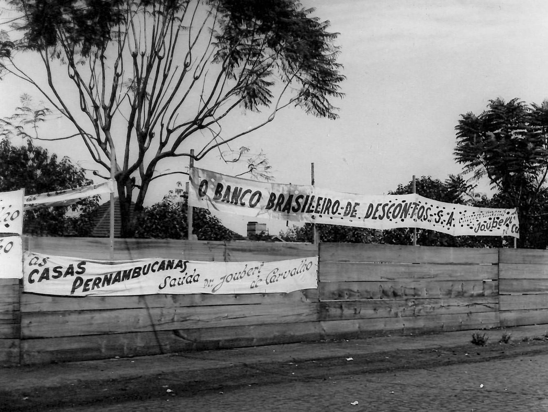Faixas em homenagem a Joubert de Carvalho - 1959