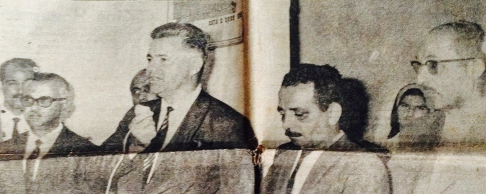 Ministro inaugura o BNCC - 1967