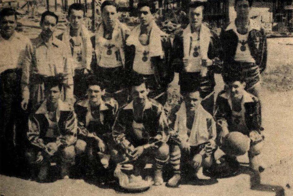 Seleção de Basketball de Maringá