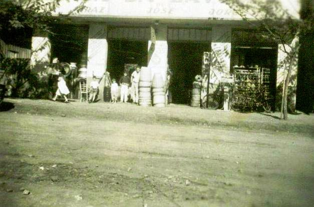 Casa da Lavoura - Década de 1950