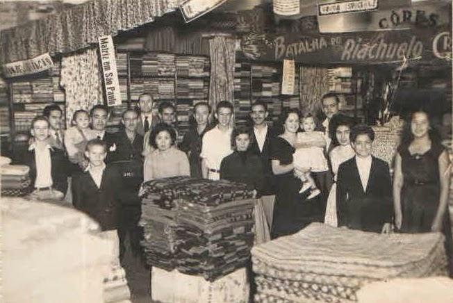 Inauguração da Lojas Riachuelo - 1953