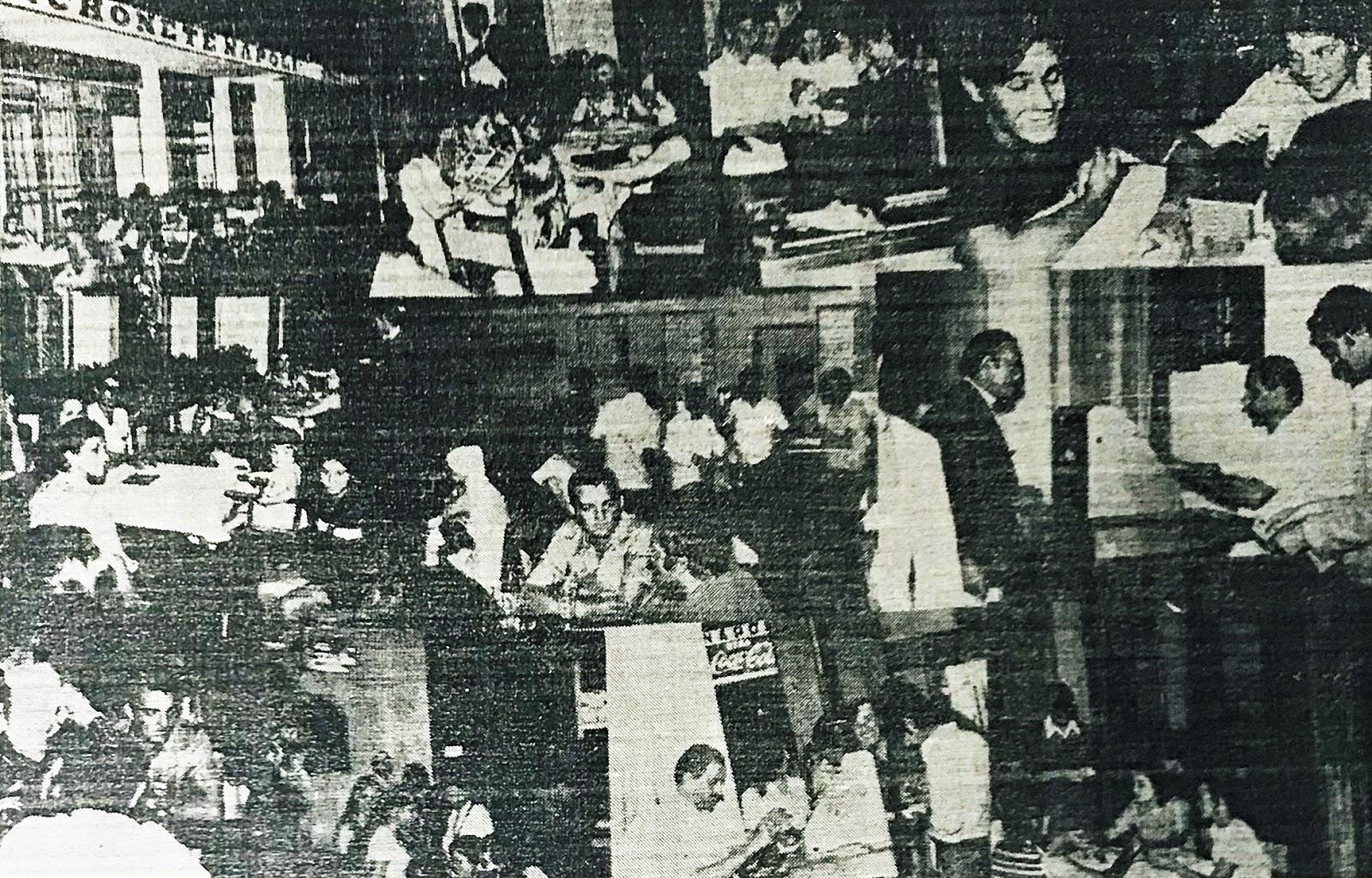 Lanchonete Napoli - 1968