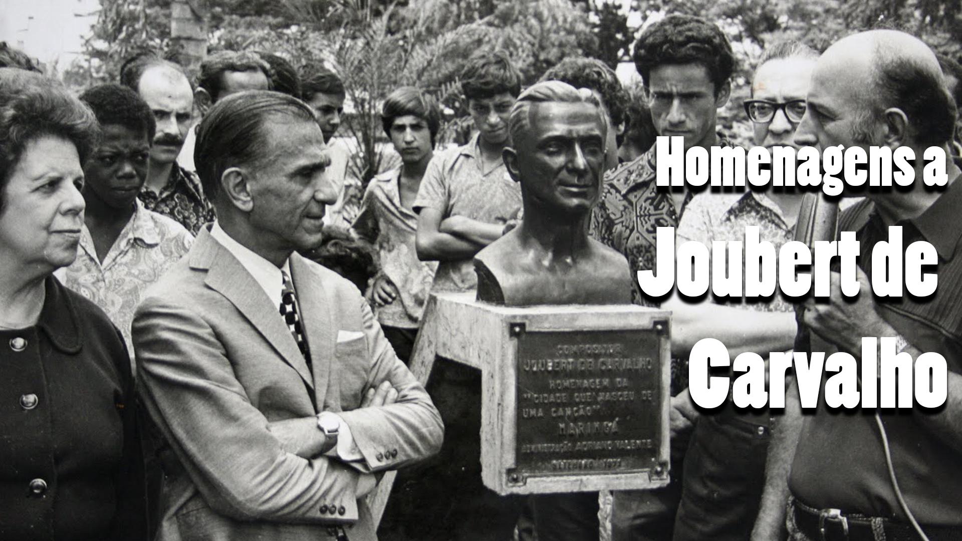 Homenagens a Joubert de Carvalho
