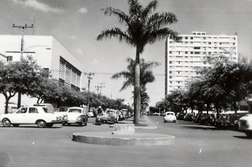 Avenida XV de Novembro - Década de 1970