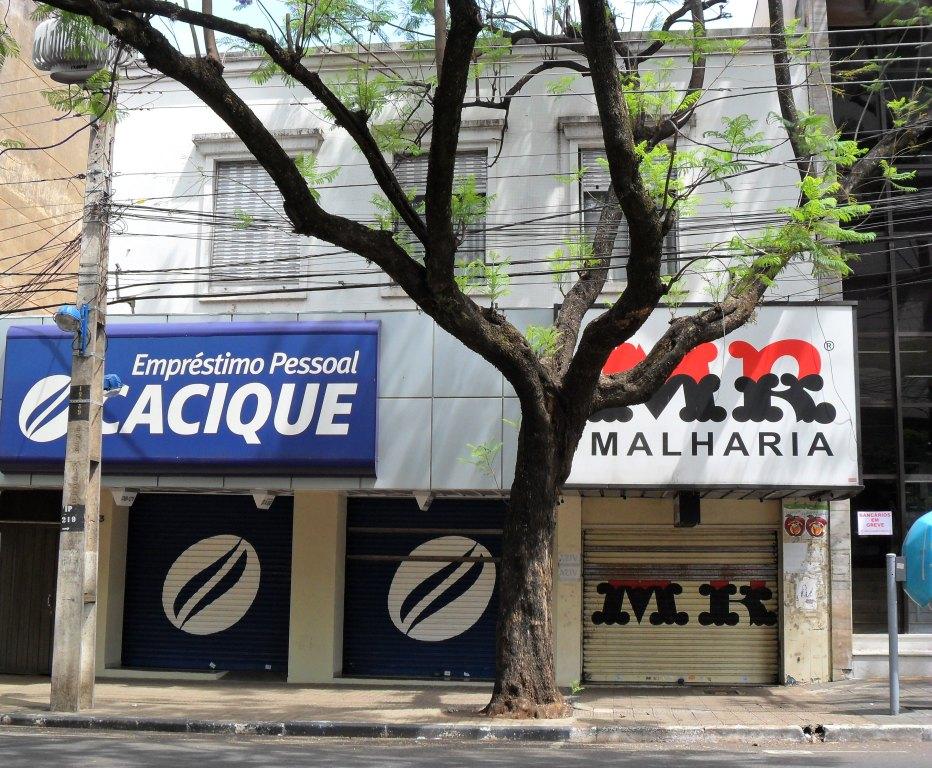 Série: Prédios Sobreviventes - Banco Commercial de São Paulo