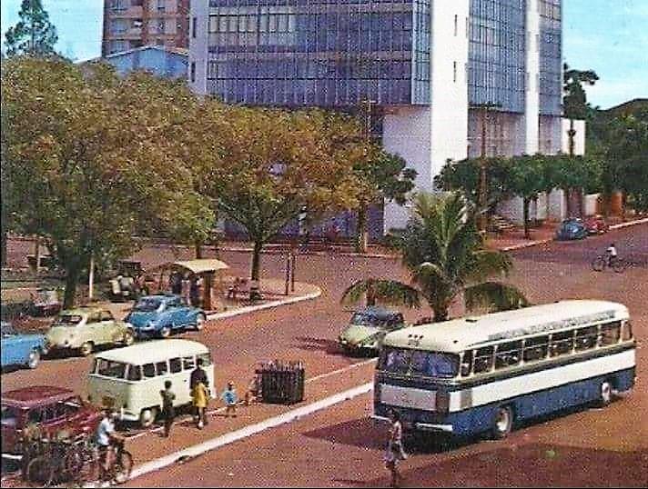 Rua Joubert de Carvalho - Década de 1970