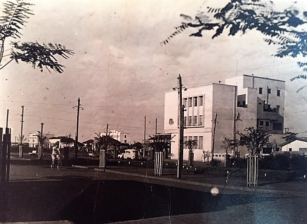 Avenida Ipiranga - Década de 1950
