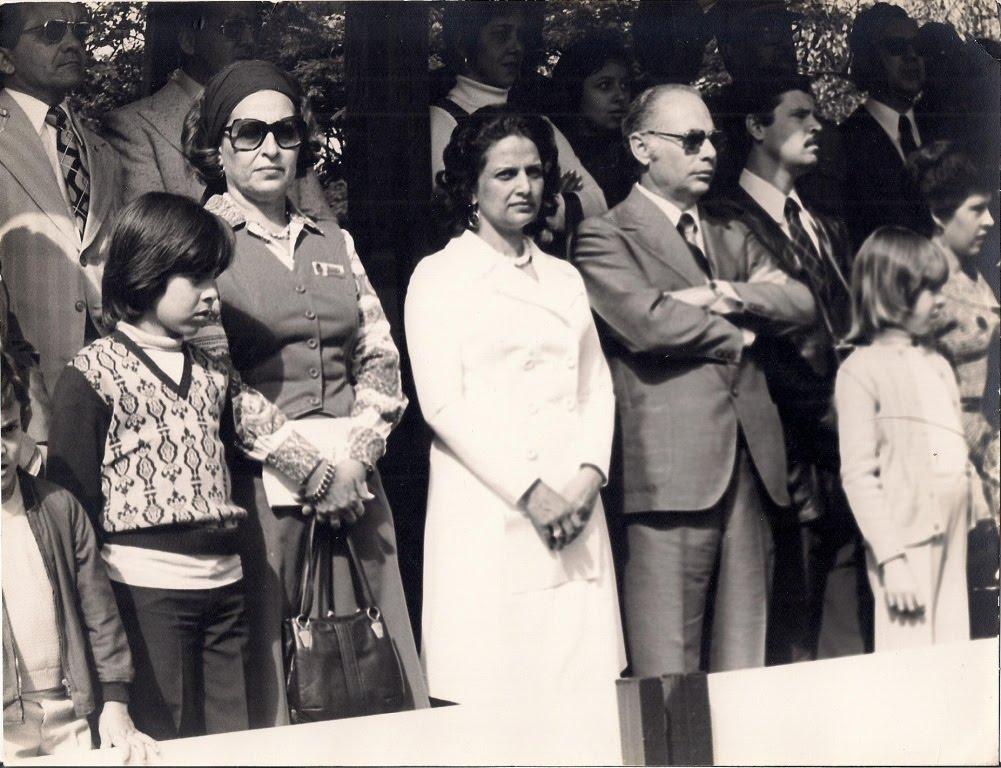 Bárbara e Silvio Barros - 1975