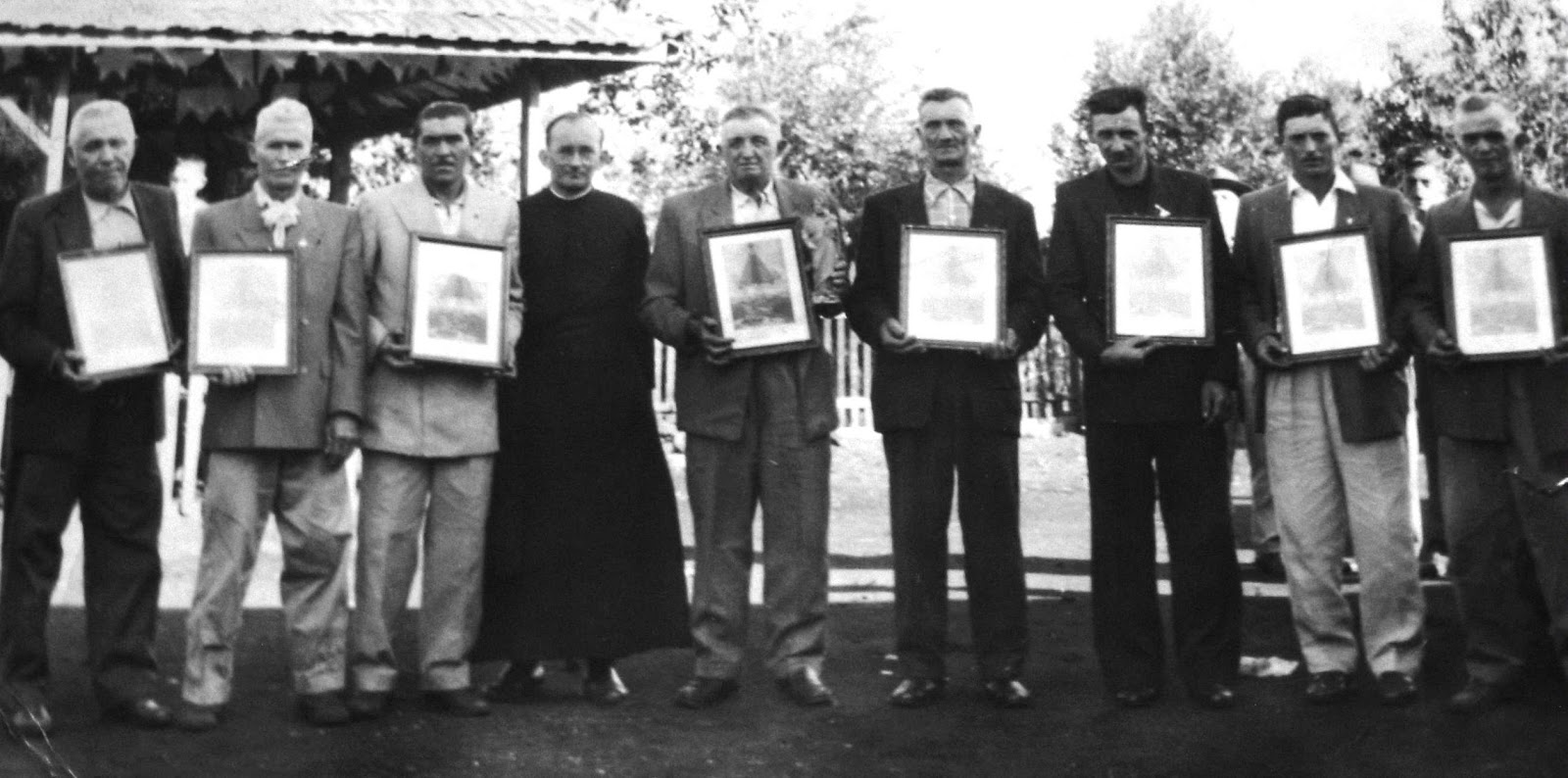 Benfeitores da Capela Nossa Senhora Aparecida