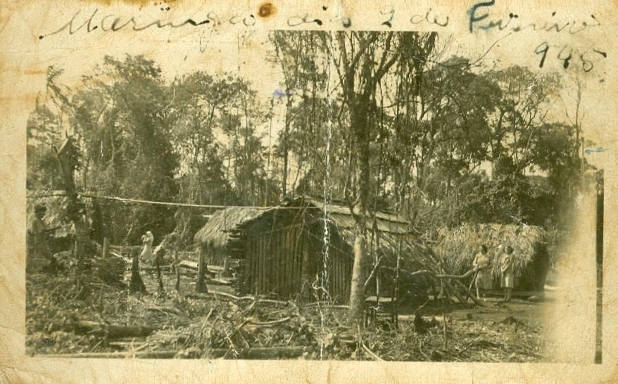 Maringá - Fevereiro de 1945