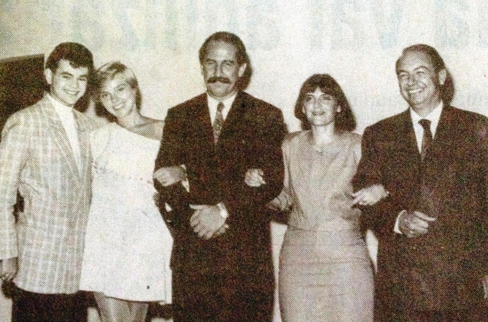 Coluna Social - Década de 1980