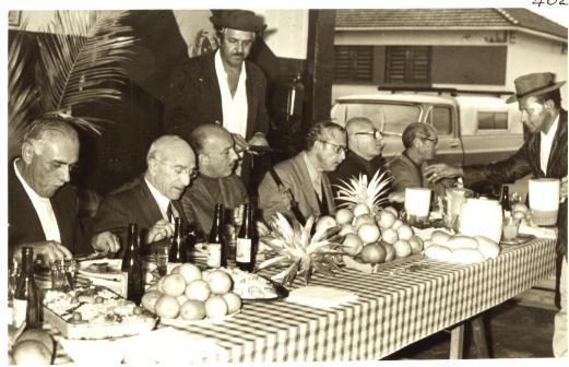 Almoço de Confraternização entre os Diretores e Funcionários da CMNP