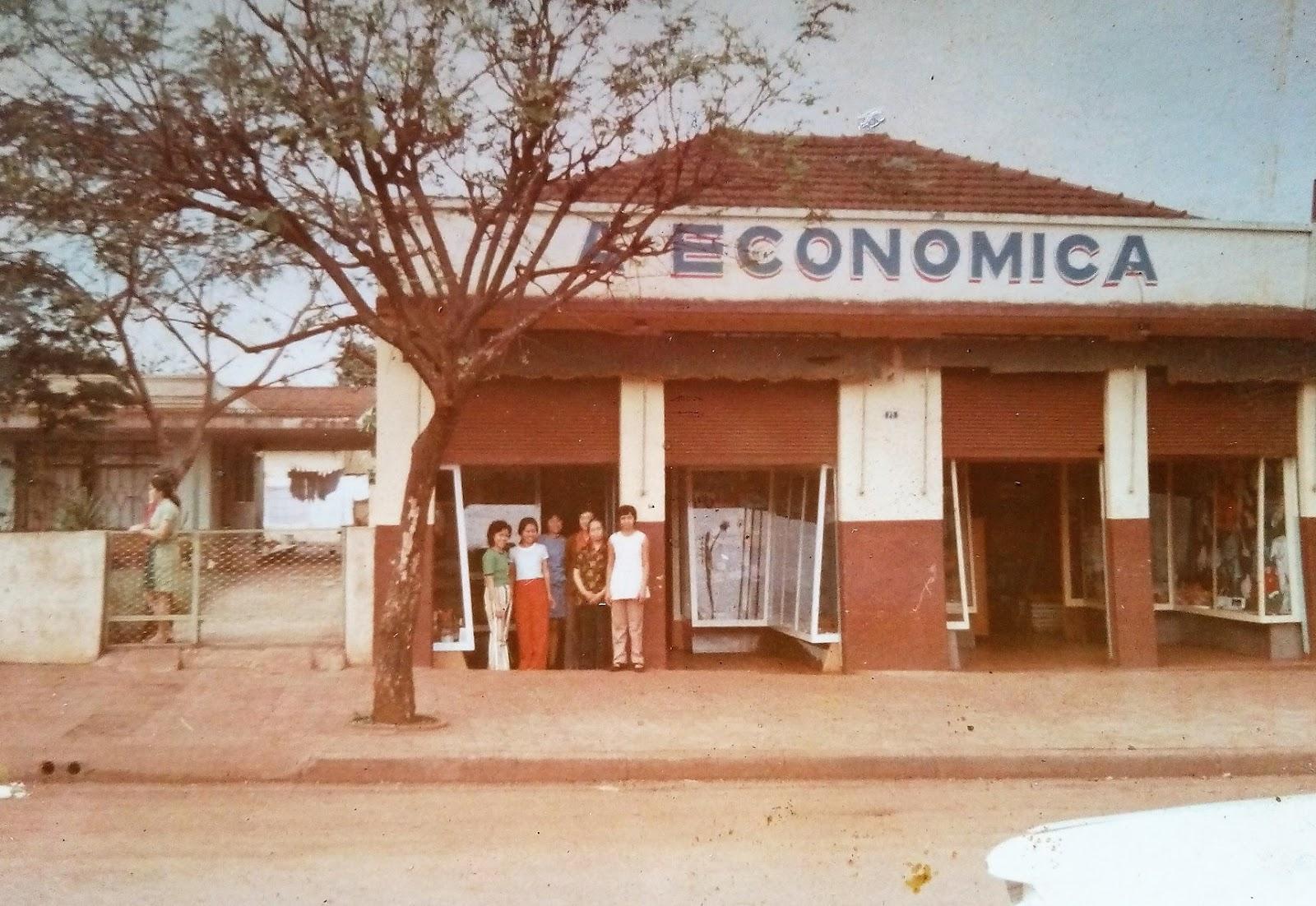 Bazar A Econômica - Década de 1970