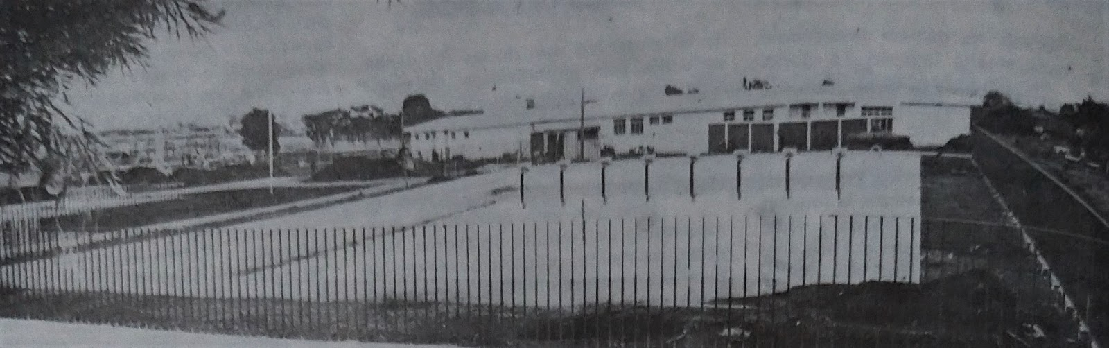 Centro Social Urbano Dep. Rivadávia Vargas - 1980