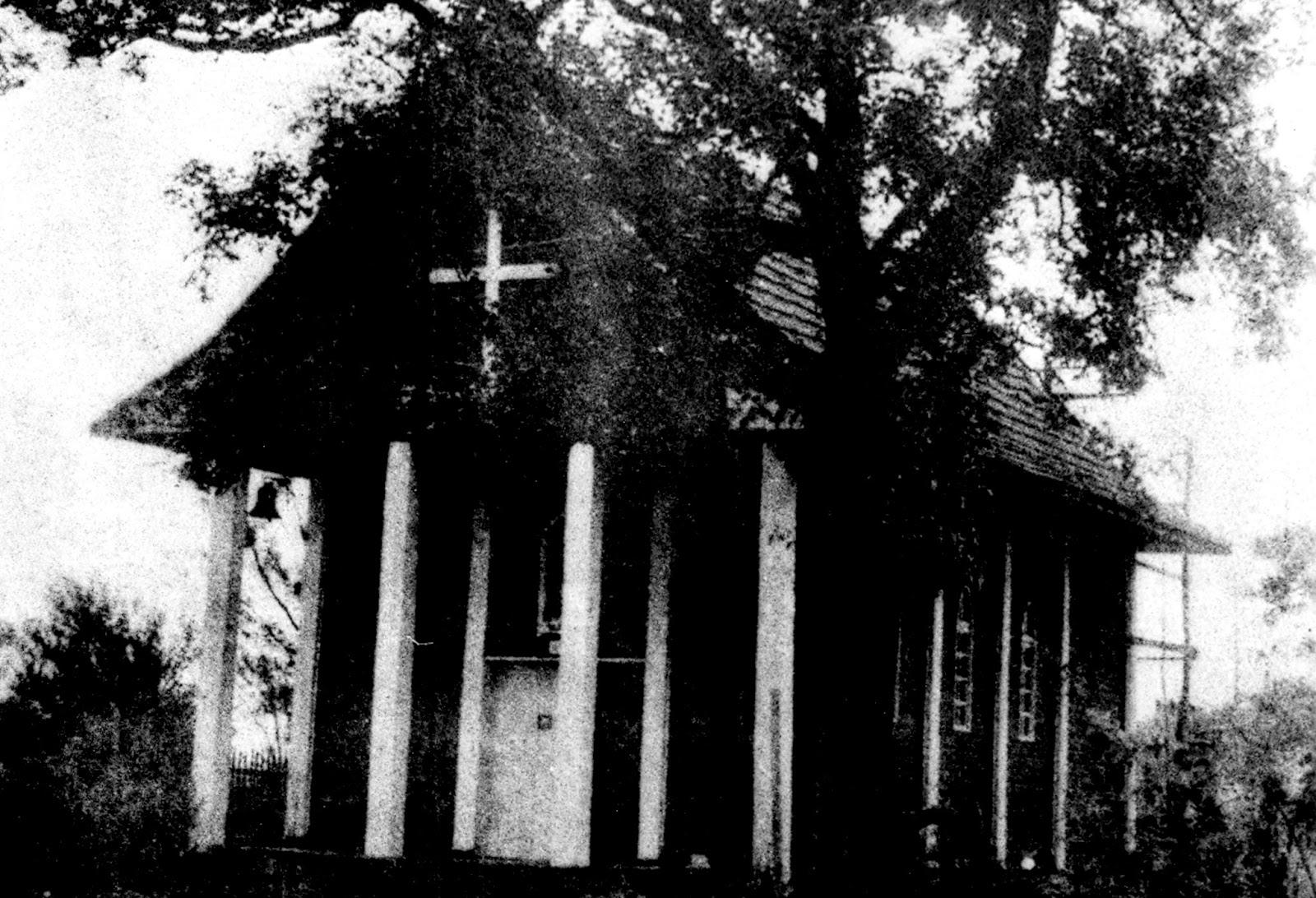 Capela São Bonifácio - Final dos anos 1980
