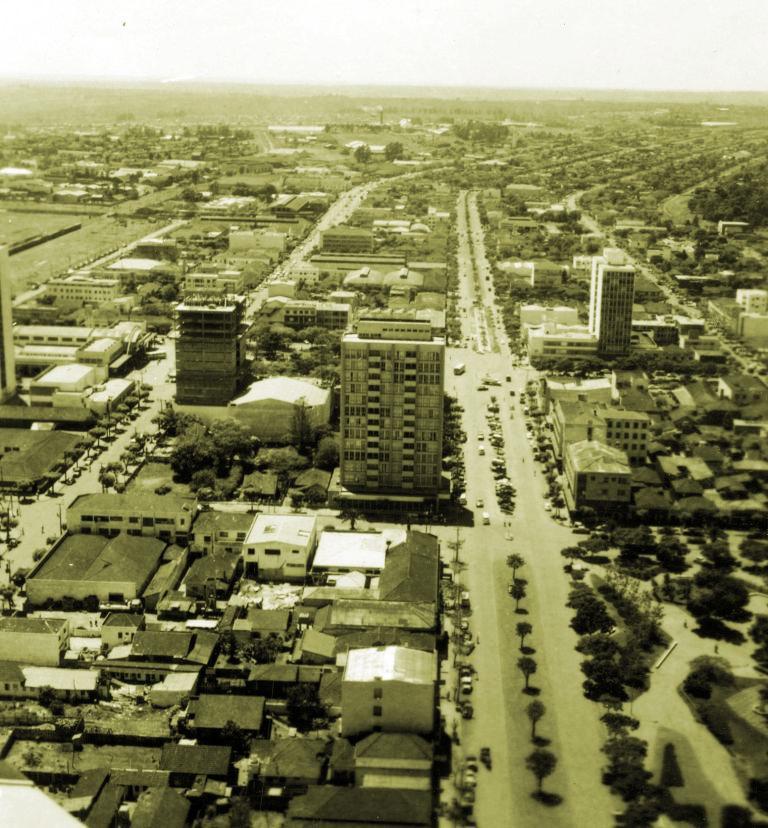 Avenida Brasil e Avenida Tamandaré - 1966/1967