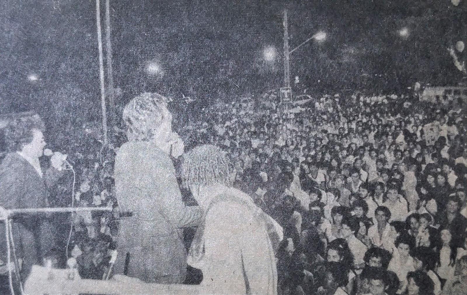 Festa Junina do Pão de Açúcar JUMBO - 1983