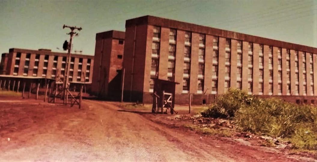 Conjunto Habitacional Maurício Schulman - Anos 1970