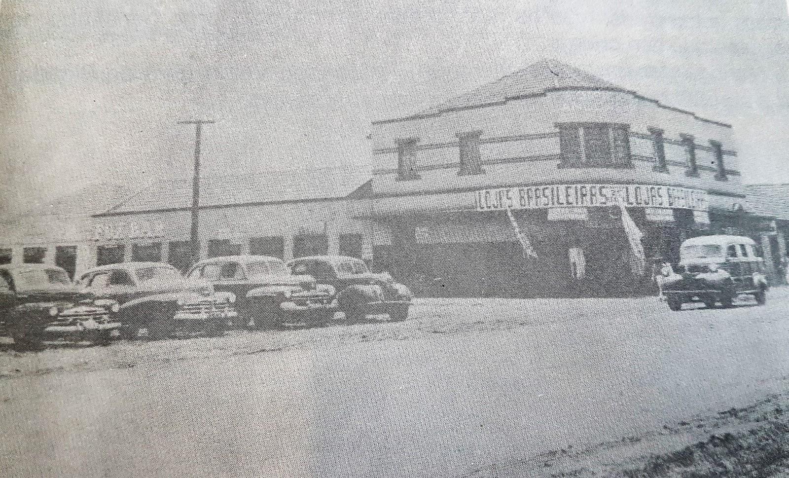 Lojas Brasileiras - 1953