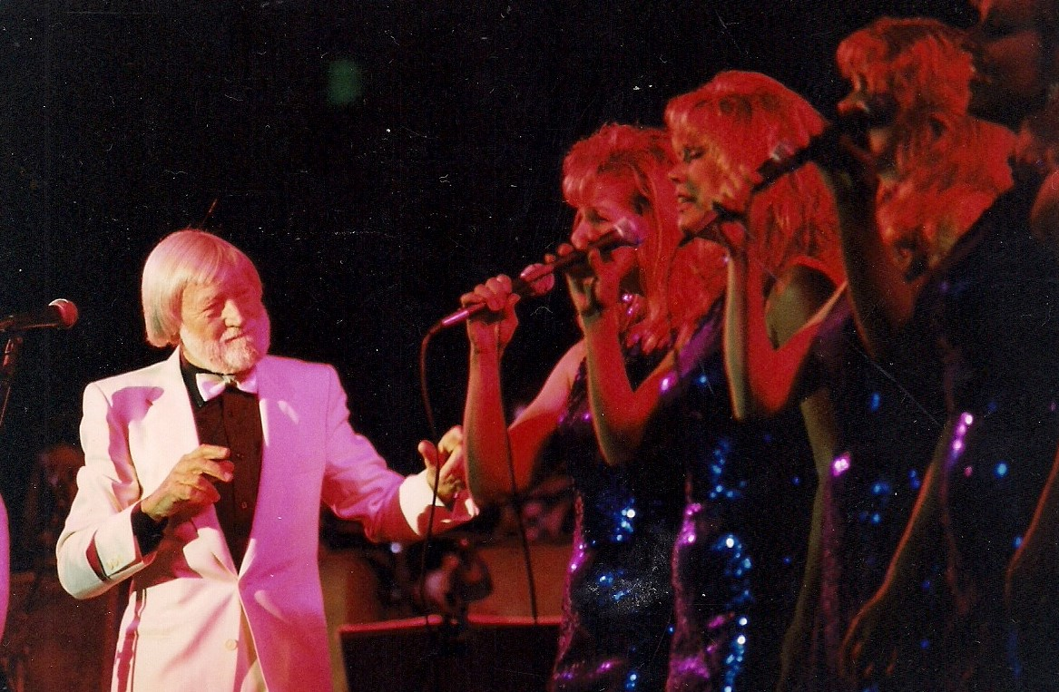 Show do Ray Conniff - 1996