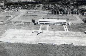 Aeroporto Regional Dr. Gastão Vidigal - 1972