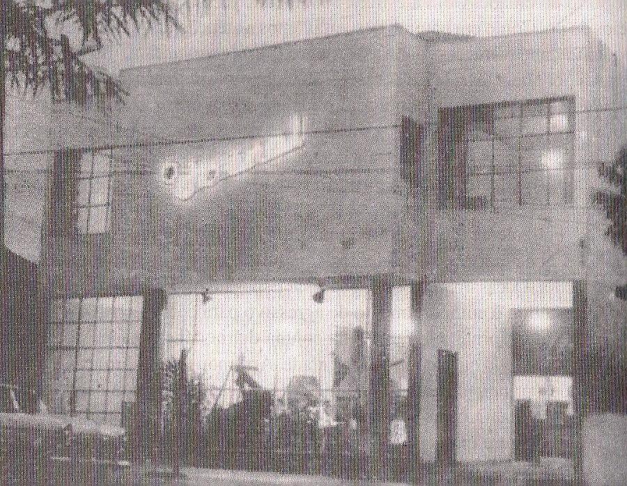 Instalações do O Jornal de Maringá - 1961