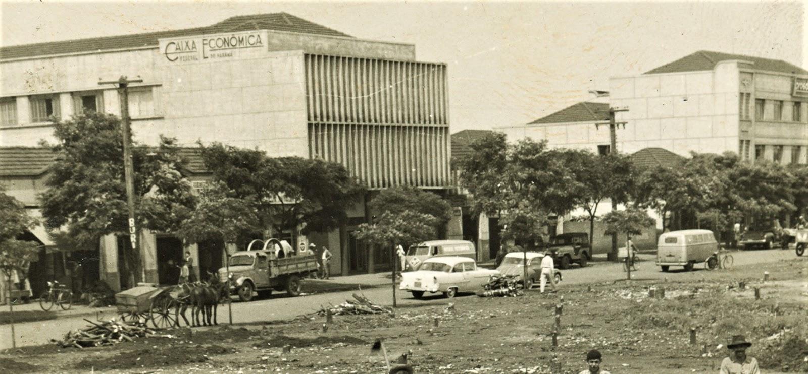 Rua Santos Dumont - 1959