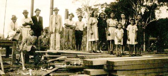 Serraria Santos, Balani S.A - Década de 1940