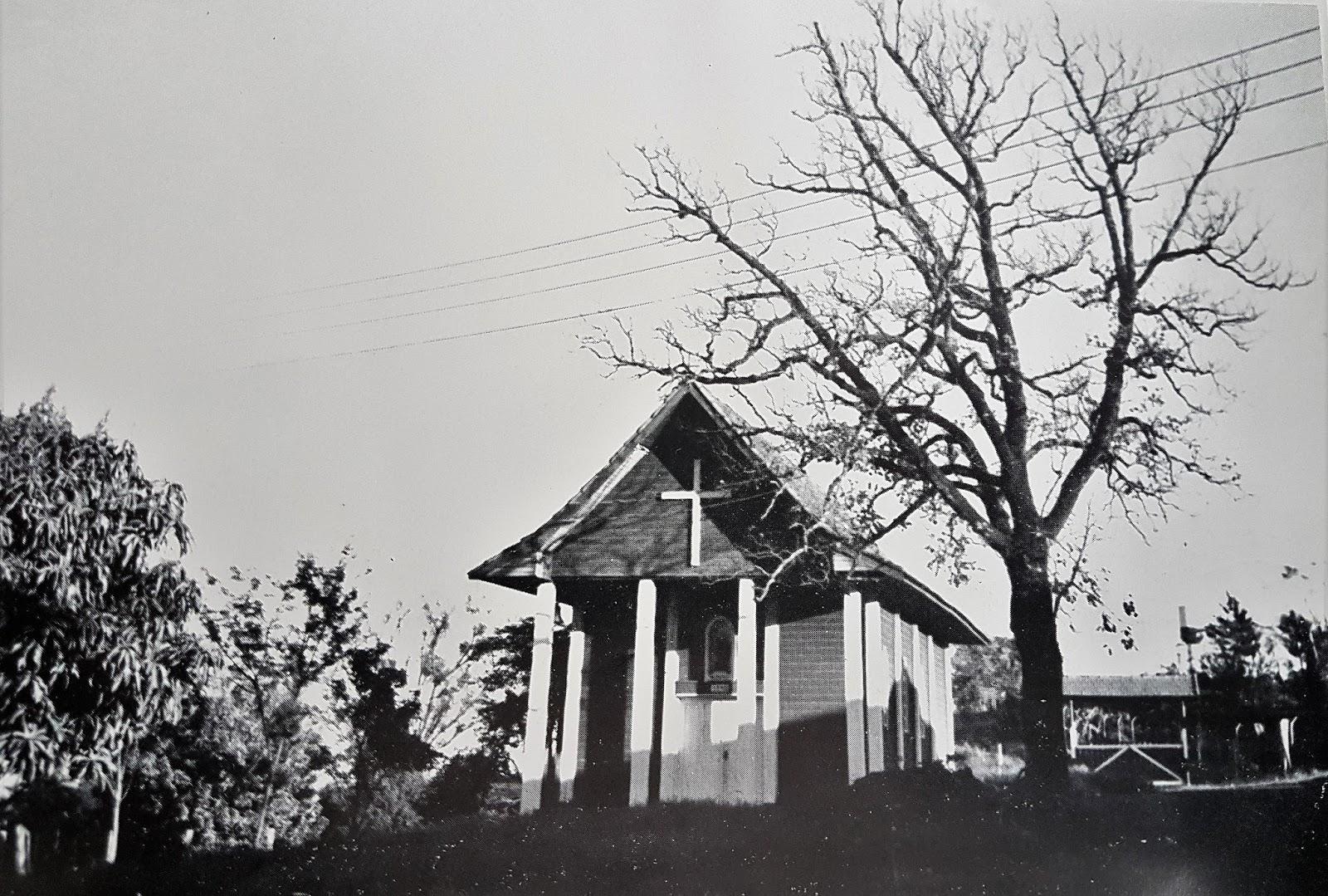 Capela São Bonifácio - Início dos anos 1990