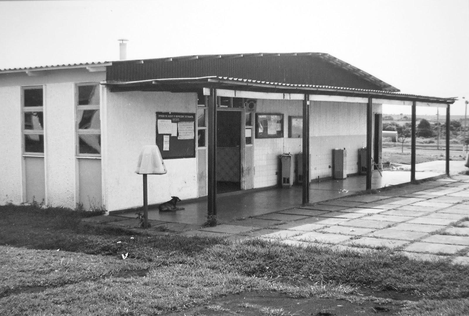 Cantina Central da UEM - 1975