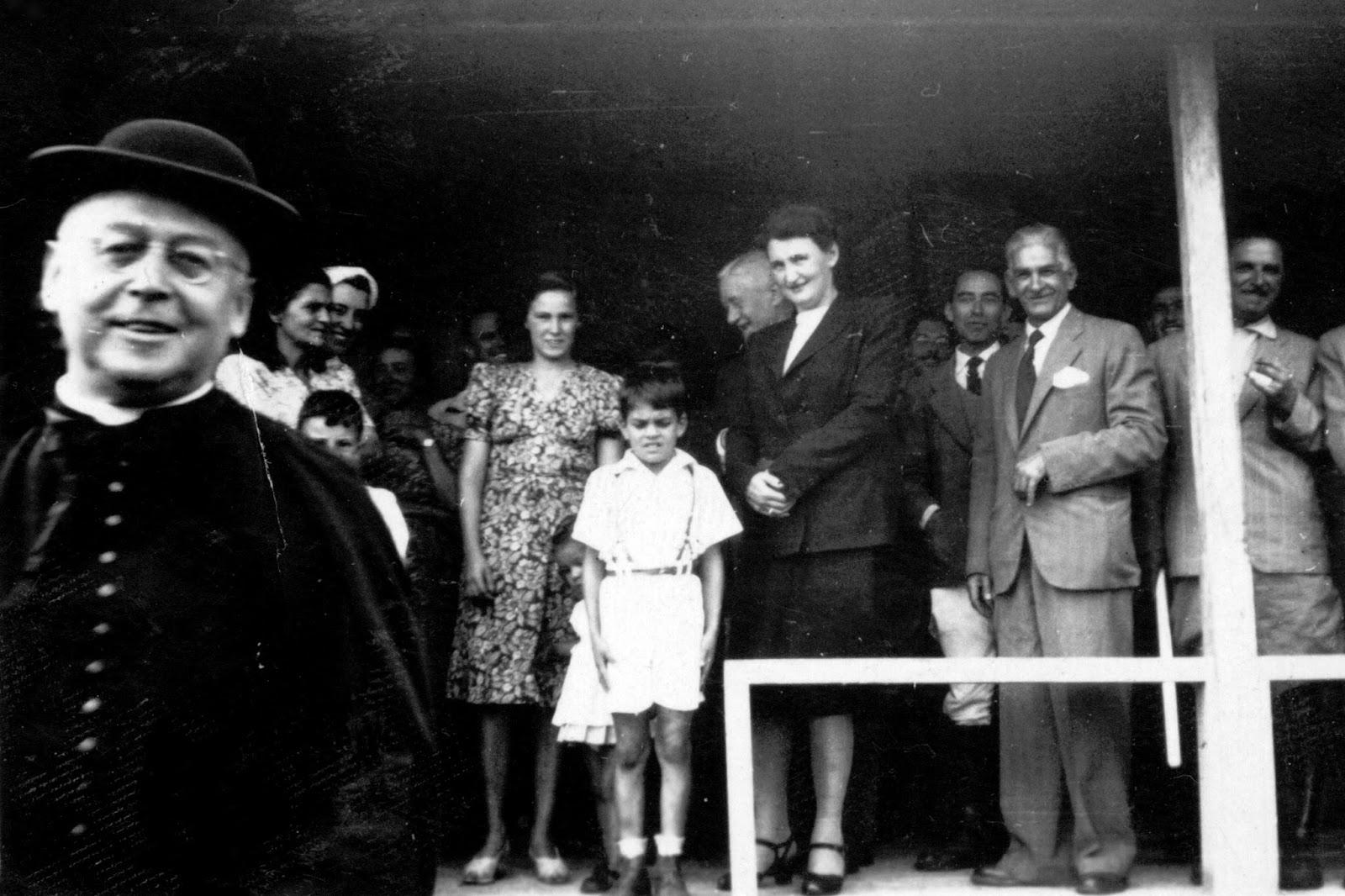 Pe. Emílio Clemente Scherer - 1944
