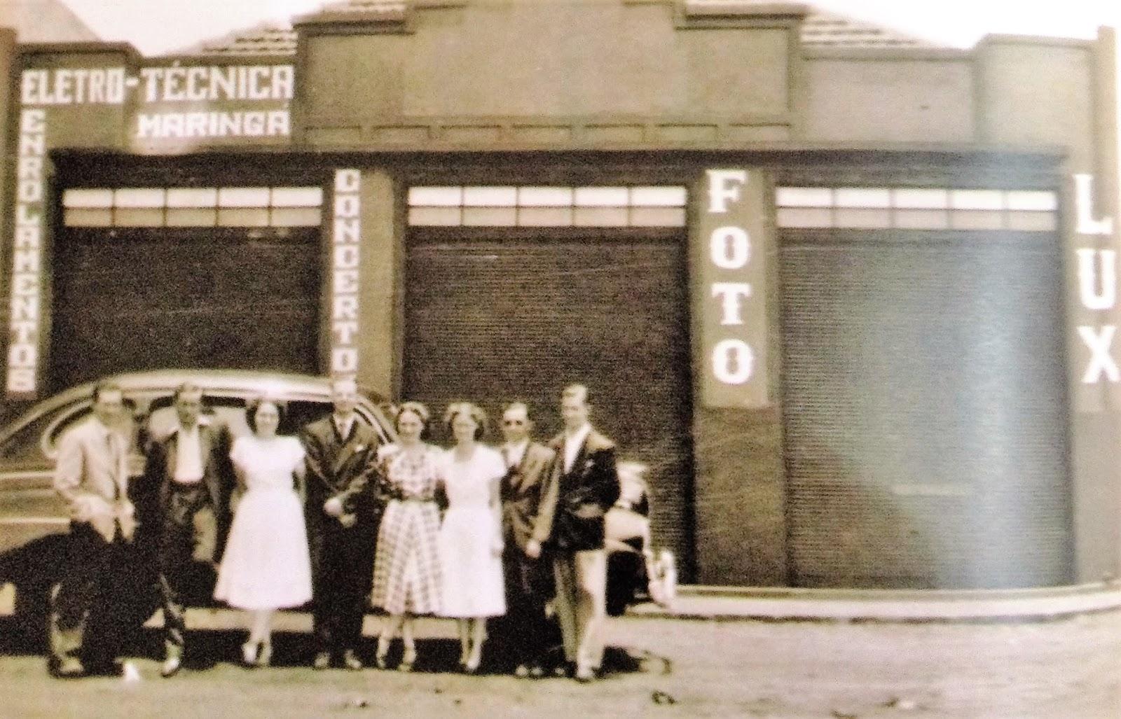 Foto Lux - Década de 1950